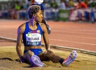 Yulimar Roja batió record de Venezuela en salto de longitud